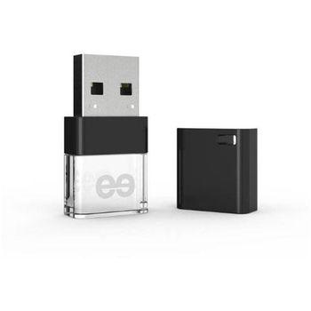 Leef USB 16GB Ice 2.0, černo bílá