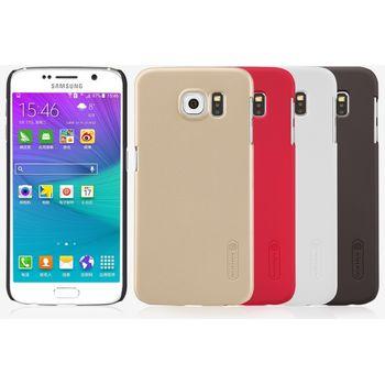 Nillkin zadní kryt Super Frosted pro Samsung G920 Galaxy S6, hnědý