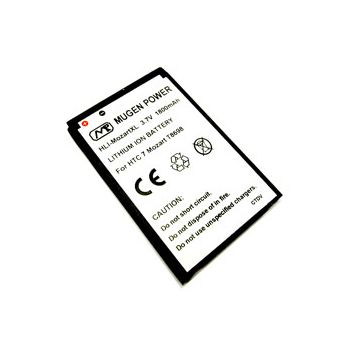 Mugen Power Extended Battery 1800mAh for HTC 7 Mozart