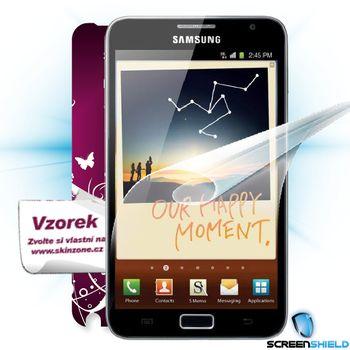 Fólie ScreenShield Samsung Galaxy Note ochrana displeje-displej+voucher na skin