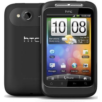 HTC Wildfire S black - rozbaleno