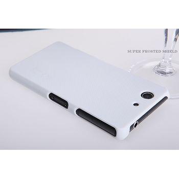 Nillkin zadní kryt Super Frosted pro Sony D5803 Xperia Z3compact, bílý