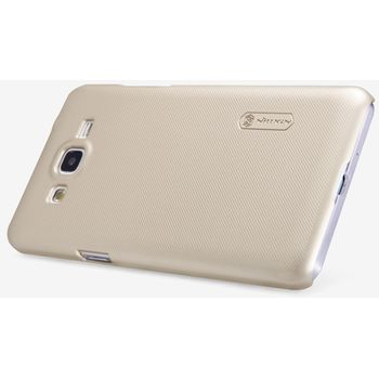 Nillkin zadní kryt Super Frosted pro Samsung G530 Galaxy Grand Prime, zlatý