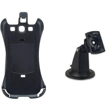 Sestava SH držáku pro Samsung Galaxy S III i9300 s malým držákem 135mm, otočná hlava o 360°