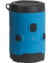 Scosche vodotěsný reproduktor boomBottle H20 BTH2OBL, modrý