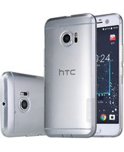 Nillkin pouzdro Nature TPU pro HTC 10, šedé
