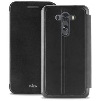 Puro flipové pouzdro s kapsou pro LG G4, černá