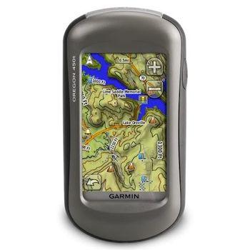 Garmin Oregon 450T PRO + Topo Czech PRO + microSD
