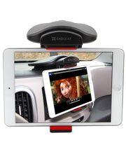 ExoGear Tablet S držák na palubní desku automobilu pro tablety a chytré telefony, černá