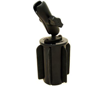 """RAM Mounts sestava pro držák s 1"""" čepem  a úchytem do držáku na nápoje, RAP-B-299-3U"""