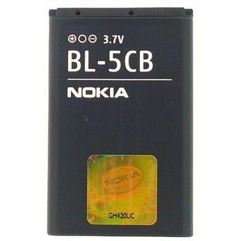 Baterie Nokia BL-5CB pro Nokia 1616, 1800, C1-02, 800mAh