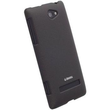 Krusell hard case - ColorCover - HTC 8S (černá)