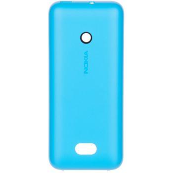 Náhradní díl na Nokia 208 kryt baterie, modrý