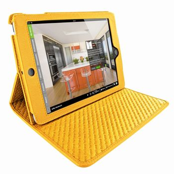 Piel Frama pouzdro pro iPad Mini Cinema Model, Yellow