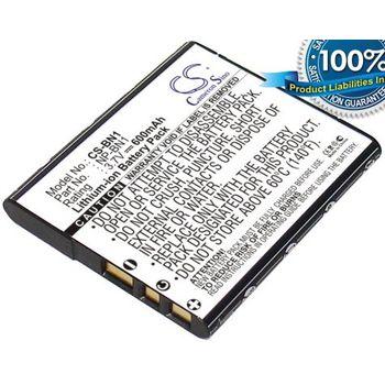 Baterie NP-BN1 pro Sony Cyber-shot DSC-J10, T110, T99, TX100V, TX7/L, TX100, TX10, TX5