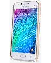 Nillkin zadní kryt Super Frosted pro Samsung J100 Galaxy J1, zlatý