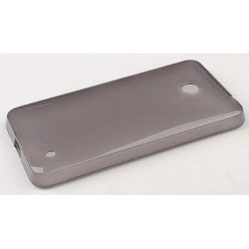 Jekod TPU silikonový kryt Nokia Lumia 630, černá