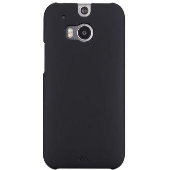 Case Mate ochranné pouzdro Barely There pro HTC One M8, černá