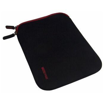 """Pouzdro TABCASE sleeve pro 7"""" tablety se zapínáním na zip, neoprén, černé"""