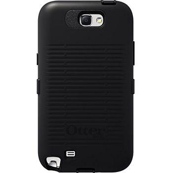 Otterbox ochranné pouzdro Defender Series pro Samsung Galaxy Note II, černé