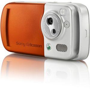 Sony W600c