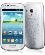 Samsung i8190 GALAXY S III mini, NFC, bílý La Fleur