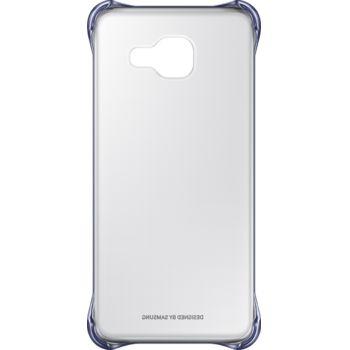 Samsung ochranný kryt Clear Cover pro Galaxy A3 (A310), černý