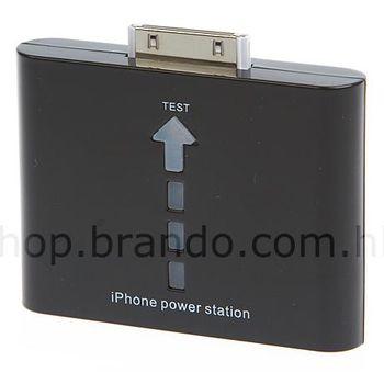 Záložní nabíječka Brando 1000mAh - iPhone 3G/iPhone (černá)
