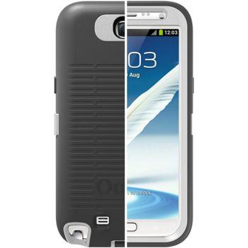 Otterbox - Samsung Galaxy Note II Defender - šedá