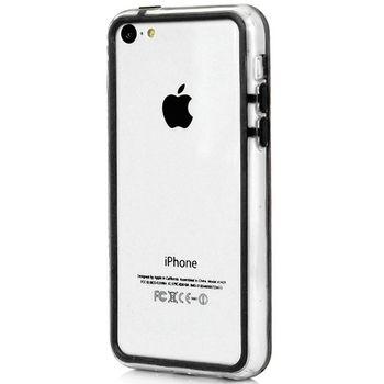 Brando ultra slim bumper pro iPhone 5C, černá
