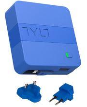 Tylt cestovní nabíječka do sítě 6000mAh energi 6K s microUSB konektorem, modrá