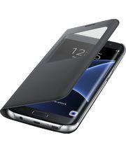 Samsung flipové pouzdro S View EF-CG935PB pro Galaxy S7 edge, černé