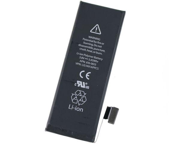 obsah balení Apple originální baterie pro iPhone 5S, 1560mAh + sada nářadí (vše pro výměnu)