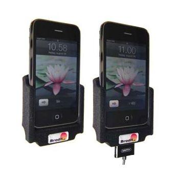 Brodit držák - Apple iPhone 3G - průchozí konektor