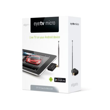 Elgato digitální TV tuner DVB-T EyeTV s micro USB