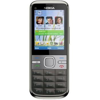 Nokia C5-00.2 5MP Warm Grey