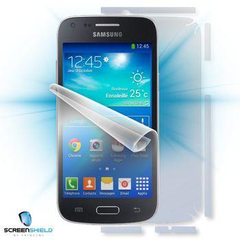 Fólie ScreenShield Samsung G350 Galaxy Core Plus - celé tělo