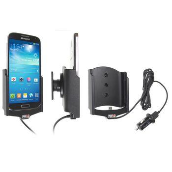 Brodit držák do auta pro Samsung Galaxy S4 i9505 s USB a adaptérem, rozbaleno