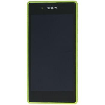 Náhradní díl LCD displej + dotyková deska + přední kryt pro Sony D2203 Xperia E3, limetková