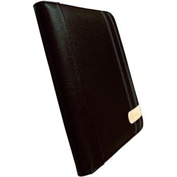 Krusell pouzdro Gaia iPad - hnědá