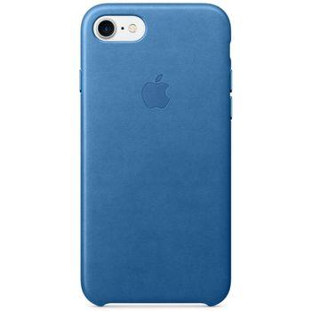 Apple kožený kryt pro iPhone 7, jezerně modrý