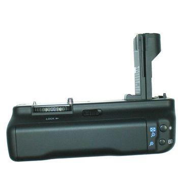 Grip bateriový pro CanonEos 20D,30D,40D,50D, pro 6ks AA nebo 2ks BP511A