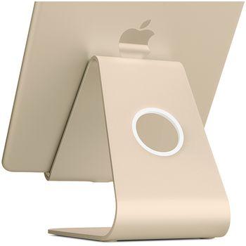 Rain Design mStand Tab stojan pro tablet, zlatý