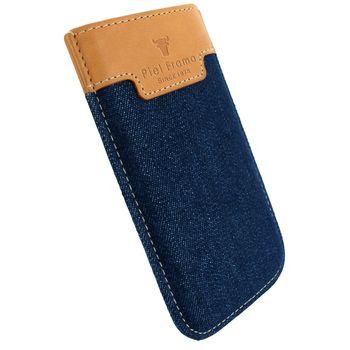 Piel Frama pouzdro pro iPhone 5 Jeans Style