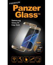 PanzerGlass ochranné Premium sklo pro Samsung S7 edge, zlaté