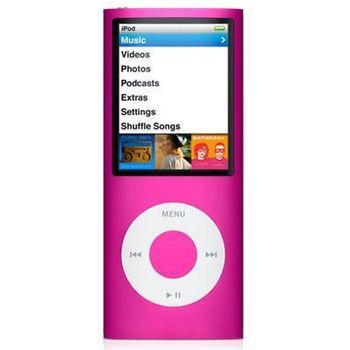 iPod Nano 4th - 8GB (růžová)