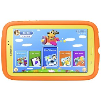 Samsung GALAXY Tab 3 Kids SM-T2105 8 GB, žlutá