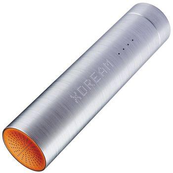 Xdream X-Power Plus záložní baterie s reproduktorem, 3000 mAh, oranžová