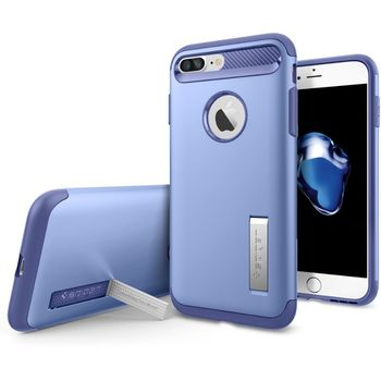 Spigen ochranný kryt Slim Armor pro iPhone 7 plus, fialová