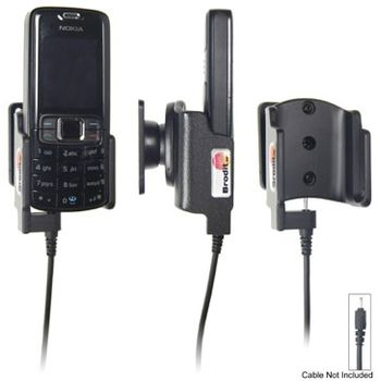Brodit držák pasivní - Nokia 3109/3110 (pro orig. kabel Nokia CA-116,CA-113CU a CA-134)